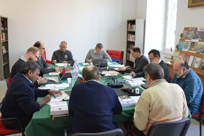 RMG – Team Meeting of Youth Ministry and Formation Departments on Salesian personal accompaniment