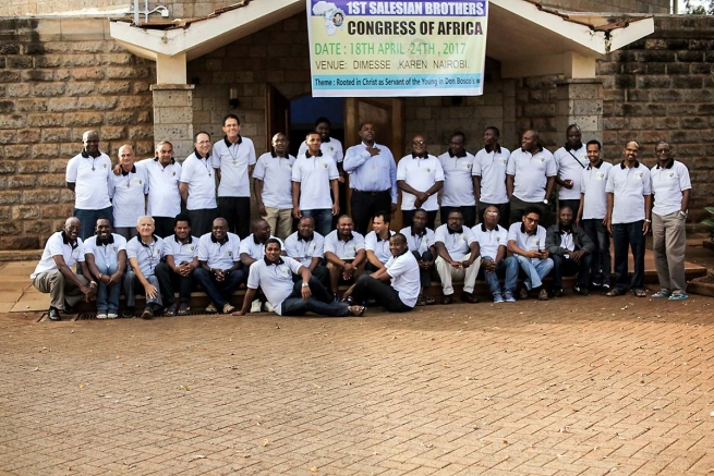 Kenya – 1st Salesian Brothers' Congress in Africa and Madagascar