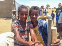 Eritrea – Un pozzo per la tutela di una comunità rurale