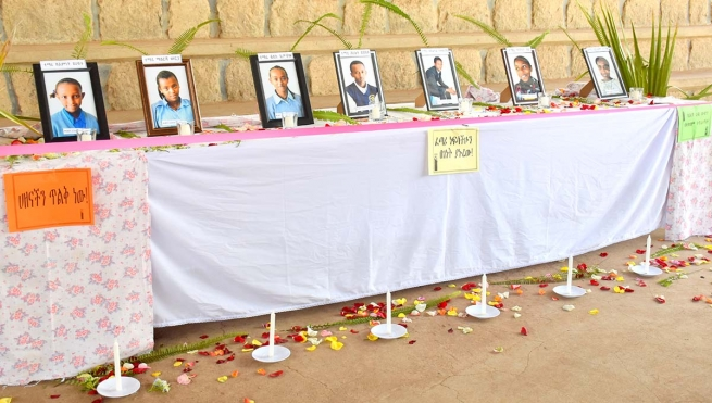 Ethiopia - Don Bosco Centre of Mekanissa mourns the death of seven of its pupils
