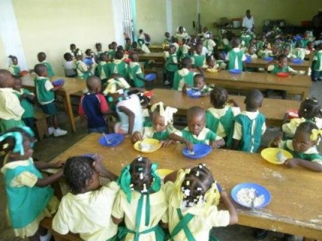 Haiti – Salesian Missions fighting hunger for better education