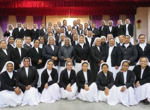 Myanmar – Missionary Sisters of Mary Help of Christians 4 years after their arrival