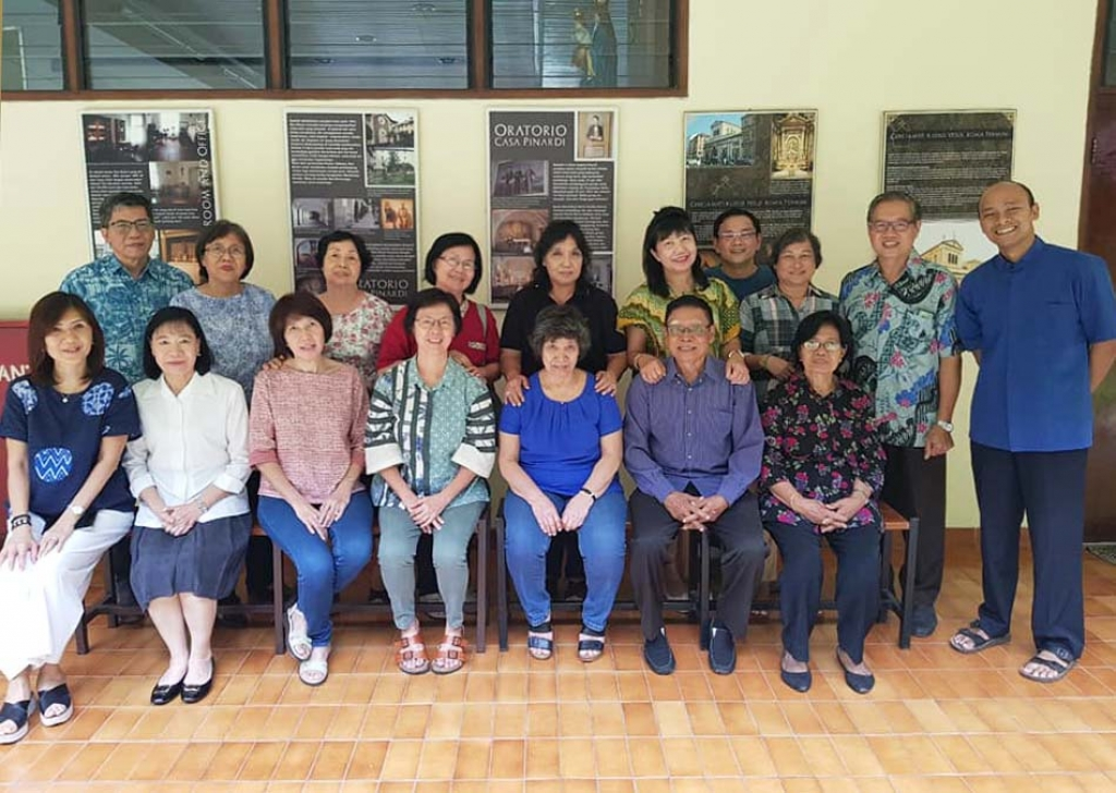 Indonesia - Formation program for Salesian Cooperators