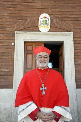 Italy – Card. Cristóbal López Romero, SDB, takes cardinal's possession of Title of San Leone I