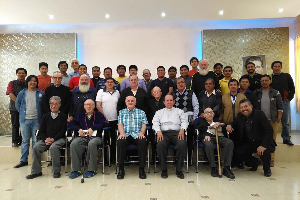 Bolivia - Extraordinary Visitation of Fr Timothy Ploch