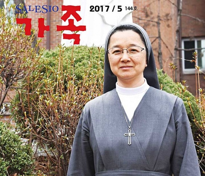 South Korea – Caritas Sisters celebrate 80th anniversary of the Congregation (1937-2017)