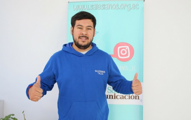"Ecuador - Gonzalo Peralta: ""I'm here to work with street children, as Don Bosco did"""