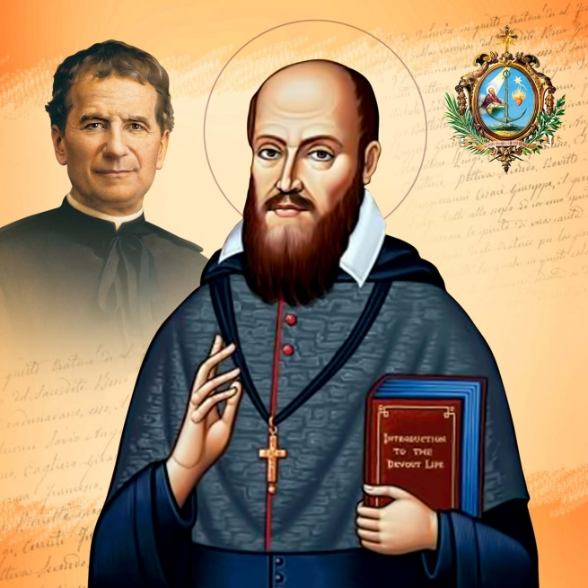 """RMG - Presentation of the theme for Strenna 2022: """"Do all through love, nothing through constraint"""" (St Francis de Sales)"""