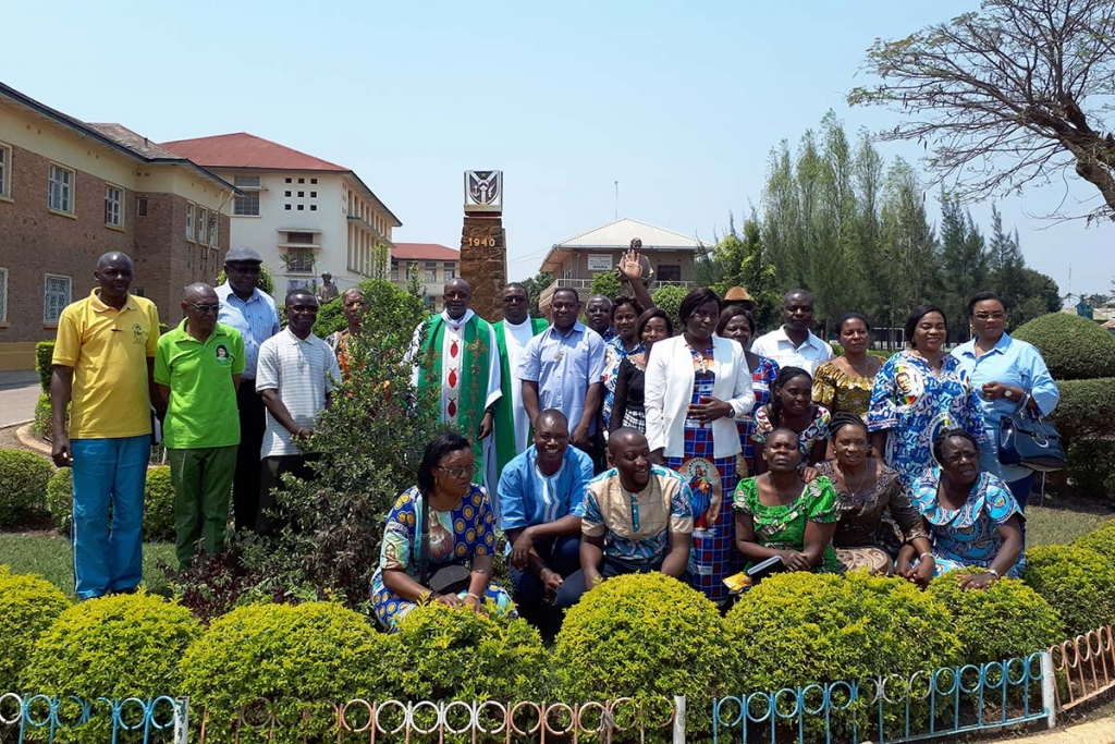 D.R. Congo – Consultive Body of Salesian Family and Mass of missionary envoy