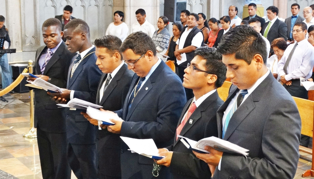 Mexico - Religious Professions: following God and giving up your own plans