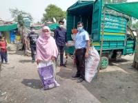 India – I Salesiani continuano ad aiutare la popolazione colpita dalla nuova ondata di Covid-19