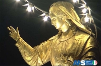 Italy - 150th anniversary of Basilica of Mary Help of Christians on social networks