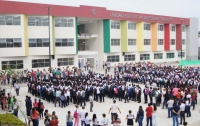 Ecuador - The earthquake destroyed many lives. Today a new start with new school buildings