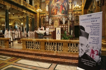 Italy - Celebrations for the 100th anniversary of the VDB