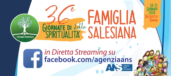 Italy - Salesian Family on its way to the Synod on Youth