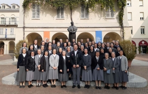 Italy – Caritas Sisters GC18 concludes at Valdocco with the Rector Major