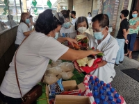 """Philippines – Solidarity and communion in the neighbourhood: Salesian parish launches its """"community pantry"""""""