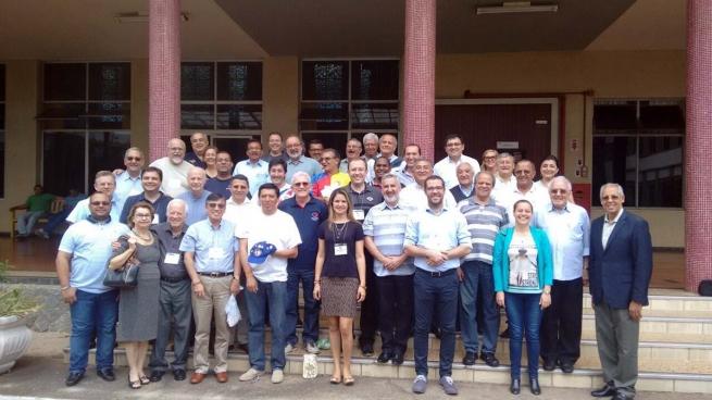 Brasil – Os Ex-Alunos da América realizam o primeiro encontro regional