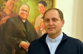 RMG – Nominated New Provincial of Slovenia: Fr Marko Košnik