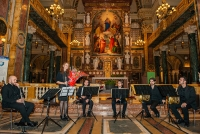 Italy – GC28: concert in Basilica of Mary Help of Christians