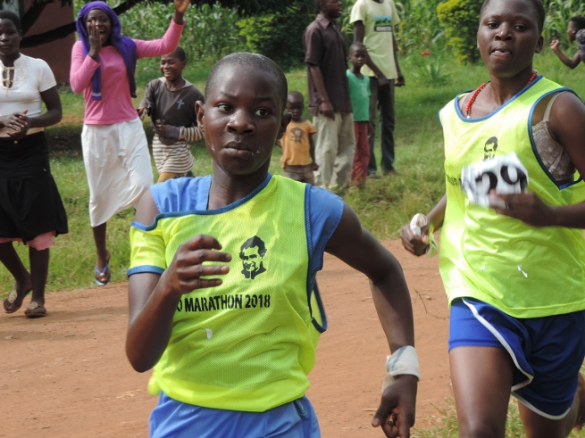 "Uganda - ""Don Bosco Marathon"" in Kamuli to raise awareness against domestic violence"