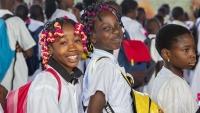 Angola – Hope for the future for children living in landfills