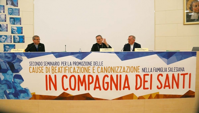 Italy - Miracles and scientific investigations. Salesian Family debates issue