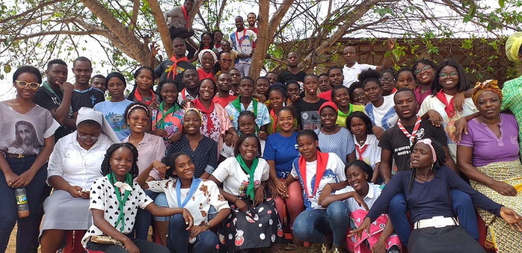 Angola - Retreat for young people