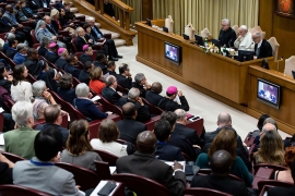 "Vatican - Pope Francis: ""Trafficking in persons disfigures the humanity of the victim"""