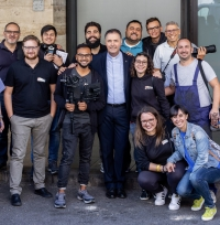 Italy - IME Communication: a wholly Salesian startup