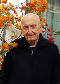 Italy – Fr Agostino Favale, SDB, first Director of UPS Institute of Spiritual Theology, turns 100