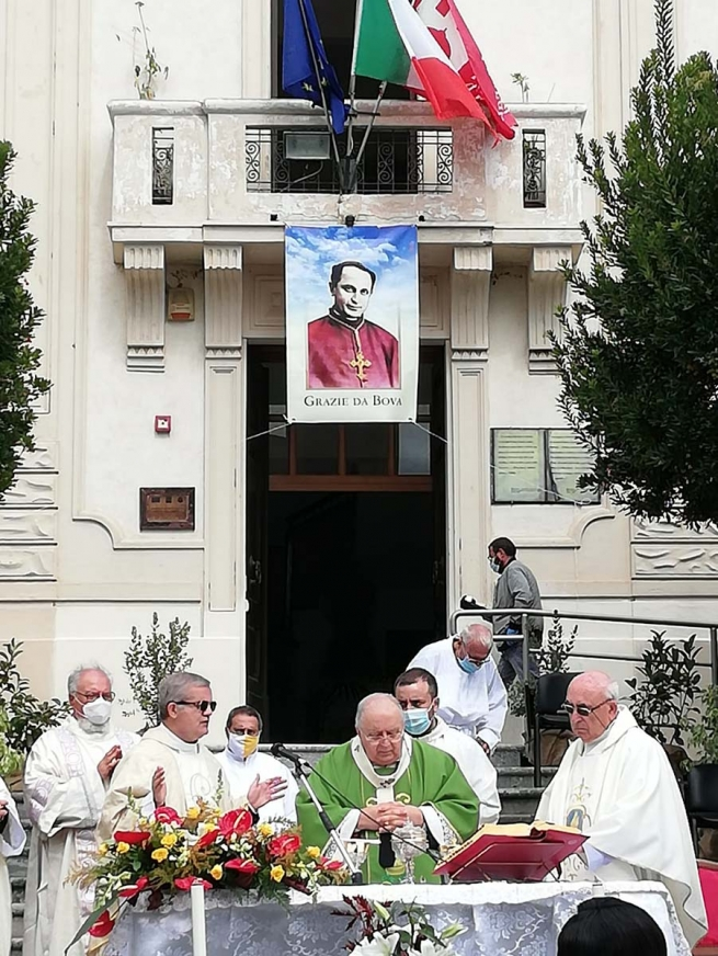 "Italy – Mons. Giuseppe Cognata: ""A light that has never gone out"""