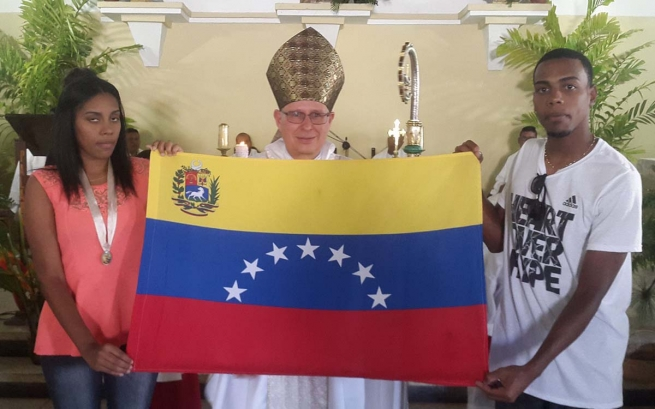 "Venezuela - Archbishop Raúl Biord, SDB, bishop of La Guaira: ""May violence and bloodshed cease and peace be restored"""