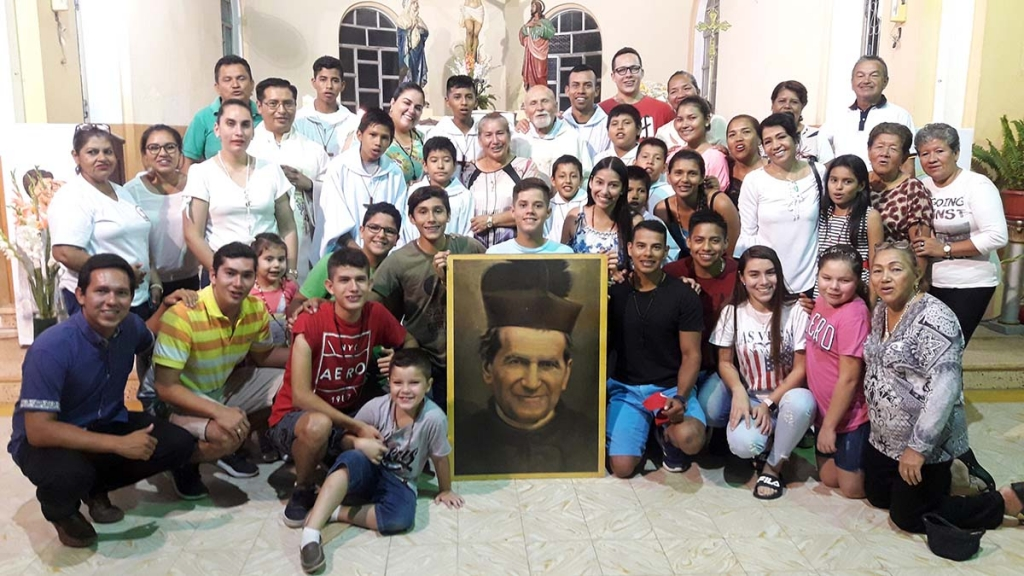 Bolivia - Feast of Don Bosco and 25 years of Salesian presence in Portachuelo