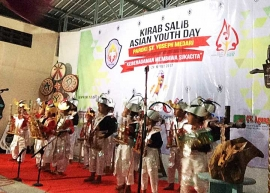 Indonesia – Asian Youth Day 2017, in preparation