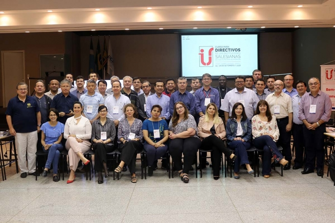 Brazil - Course for IUS Executives of America, Europe and Africa completed