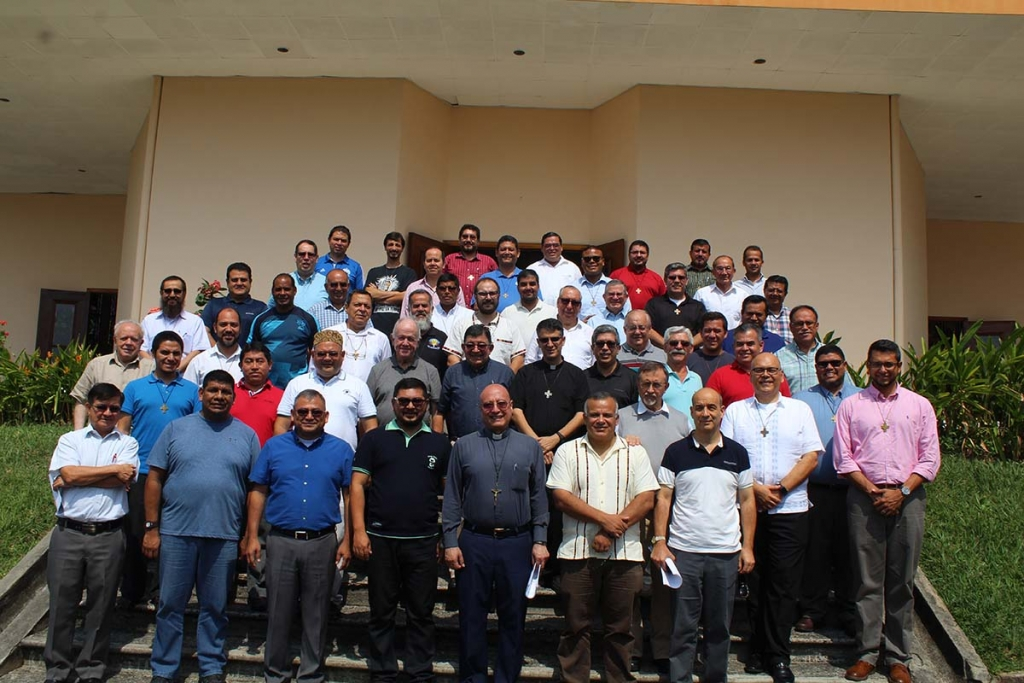 El Salvador - Provincial Chapter of Salesians in Central America
