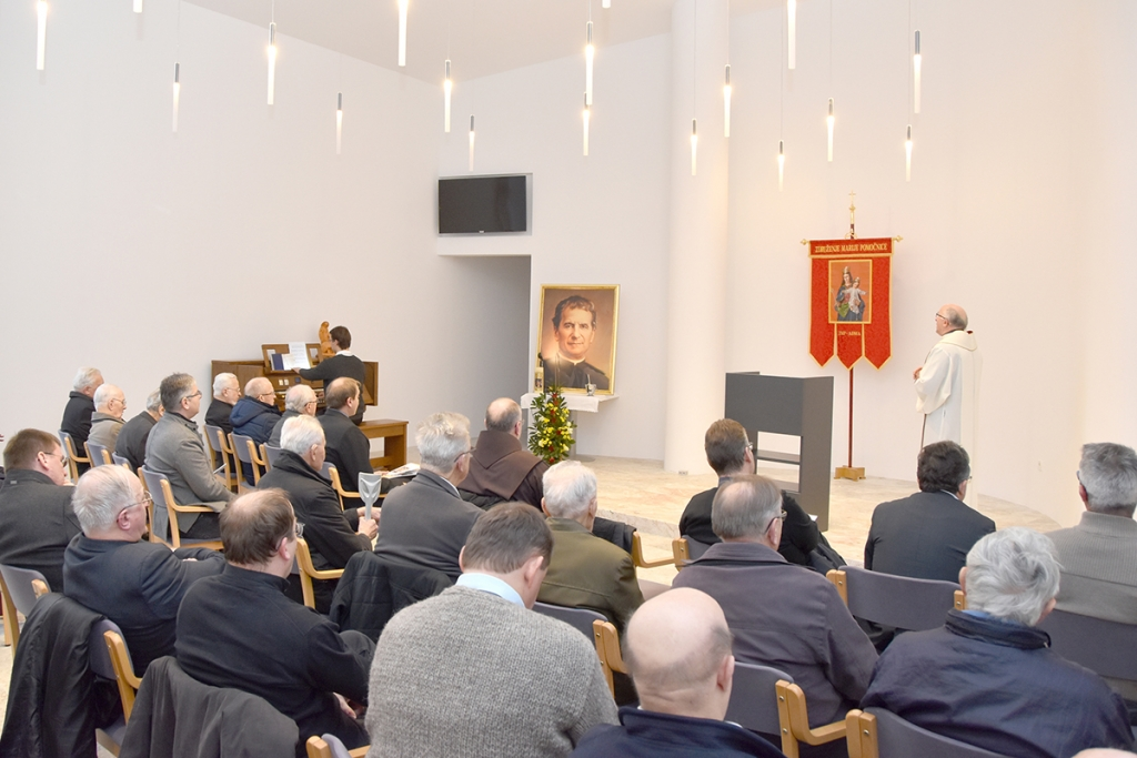 "Slovenia - Feast of Don Bosco and blessing of new ""Casa Maicen"""