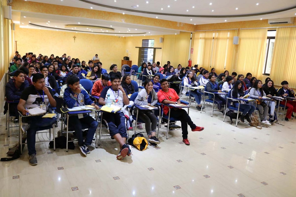Bolivia - 2nd Level of School for Salesian Animators concluded