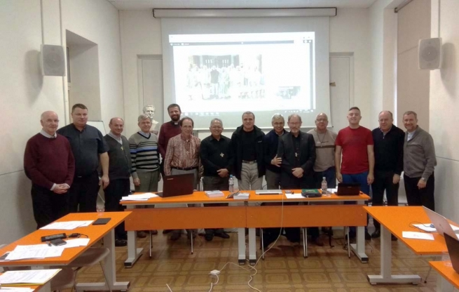 Italy - Renewing formative vocation in Post-novitiate