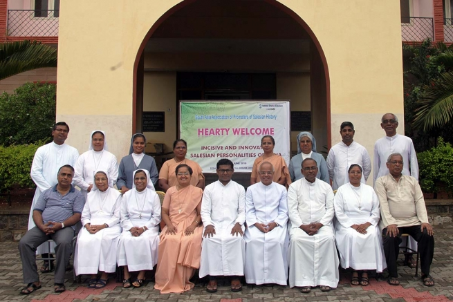 "India – A South Asia ACSSA Seminar on ""Incisive and Innovative Salesian Personalities of India"""