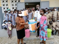 Ivory Coast – Integral care for minors at risk in Salesian family homes