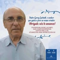 Brazil – Rest in peace, Fr Georg Lachnitt, true Salesian, friend of the Indigenous