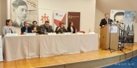 Hungary - Press Conference on finding of relics of Blessed Stephen Sándor, SDB