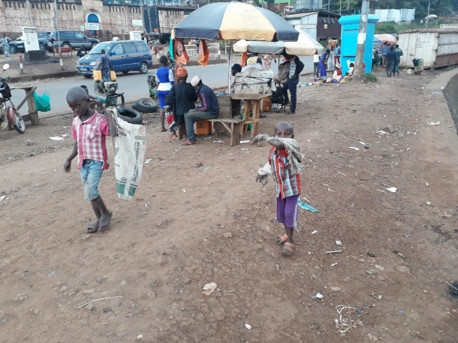 Democratic Republic of Congo – Forum on street children's fate: challenges and perspectives