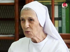 Thailand – Pope's Cousin, Sr Anna Rosa Sivori, FMA, speaks of Holy Father's visit