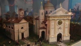 Italy, Turin - On the road with Don Bosco: 17th Christmas Art Exhibition