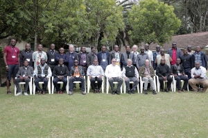 Kenya – Meeting of Formation and Youth Ministry Delegates of Africa Madagascar