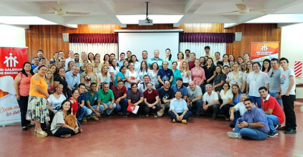 Paraguay - Salesian Pedagogical Days 2020