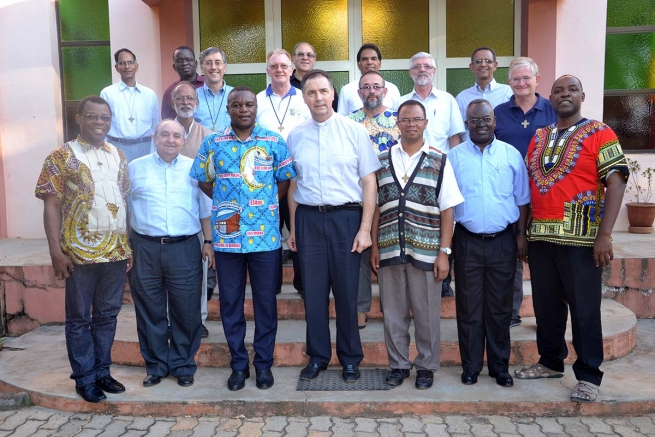 Madagascar - Conclusion of the Conference of Provinces and Vice-Provinces of Africa-Madagascar